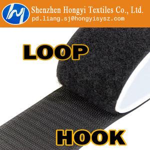 Black Self Adhesive Hook & Loop pictures & photos