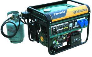 5 kVA LPG Generator / 5 Kw Liquefied Petroleum Gas Generator (TG5000-LPG) pictures & photos