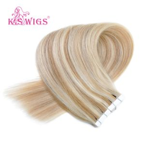 K. S Wigs 2016 New Arrival Best Quality Tape Hair Human Hair Extensions pictures & photos