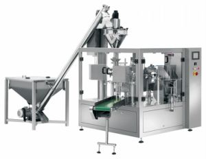 Powder Measuring and Packaging Machine pictures & photos