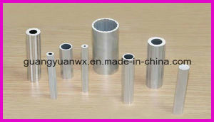 6061 T6 6063 T5 6060 T66 Anodized Finish Aluminum Machined Tubes/Pipes pictures & photos