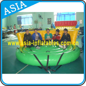 Inflatable Crazy UFO Water Sports, Inflatable Water UFO for Water Park pictures & photos