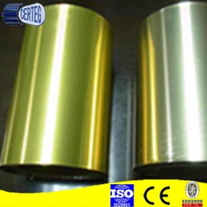 11micx450mmx90m Color Household Aluminium Foil Roll pictures & photos