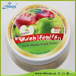 Two Apples Eden Fruit Flavour Molasses for Shisha &Hookah