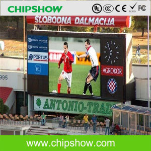Chipshow Saving Energy Ap10 Outdoor Stadium LED Dispay Advertising pictures & photos