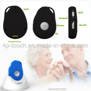 3G Personal Mini GPS Tracker with Sos Button (EV-07W) pictures & photos