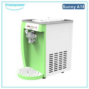 Mini Ice Cream Machine (Oceanpower Sunny A18) pictures & photos