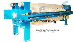 Leo Filter Plate Frame Filter Press pictures & photos