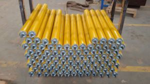 Rubber or PU Coated Conveyor Roller pictures & photos