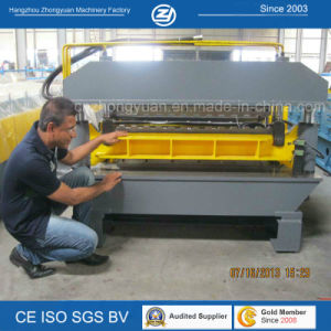 Manufacturer Machine for Double Layer Roof Making Machine pictures & photos