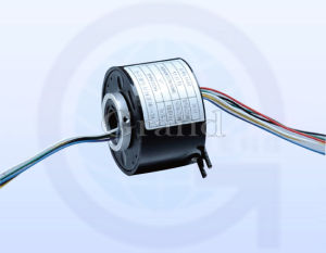 Electric Through Bore Slip Ring for Camera System