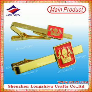 Top Quality Attractive Custom Tie Clip with Custom Logo pictures & photos