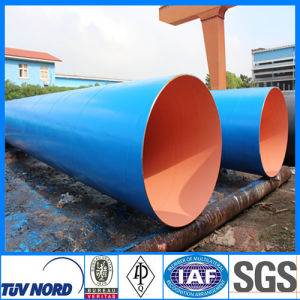Large Diameter Painted Steel Pipe (KL-CAT006)