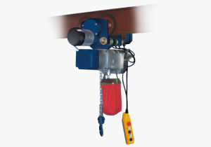 CE Approved Chain Electric Hoist (HHDD-HA0.5-HA1-KA1-KA2) pictures & photos