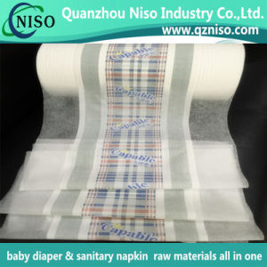 Non Woven Laminated Sheet of Baby Diaper Raw Materials pictures & photos
