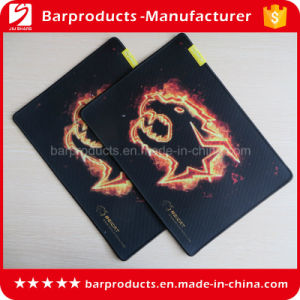Wholesale Computer Rubber Mousepad with Stitching