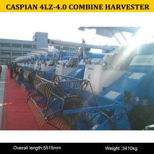 4lz-4.0 Combine Harvester, Liulin 4lz-4.0 Rice Combine Harvester for Sale, China 4lz-4.0 Combine Harvester pictures & photos