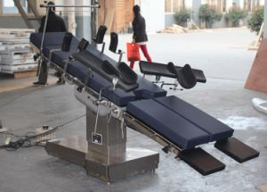 FDA Aapproval Theater Table Electric Hydraulic pictures & photos