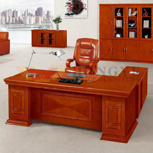 Carving Design Office Large Rosewood Furniture (HY-NNH-K03-24) pictures & photos
