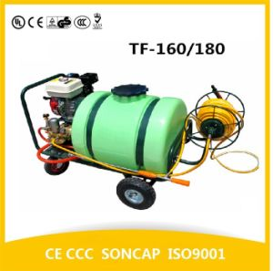 Portable 168f Gasoline Power Garden Sprayer with Weels for Sale (TF-160/180) pictures & photos