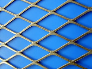 Diamond Hole Expanded Metal Mesh Sheets Factory pictures & photos