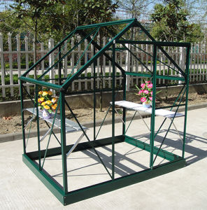 Greenhouse Staging/Shelving with PVC/Aluminium (G-Alu., G-PVC. staging) pictures & photos