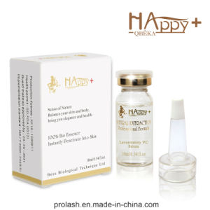High Quality Whitening Happy+ Levorotatory Vc Skin Serum Anti-Acne Serum pictures & photos
