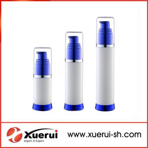 Cosmetic Empty Colorful Plastic Airless Pump Bottle pictures & photos