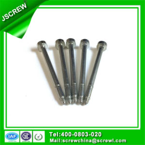 Customized M3 Round Head Slotted Cross Screw for Medical Instruments pictures & photos