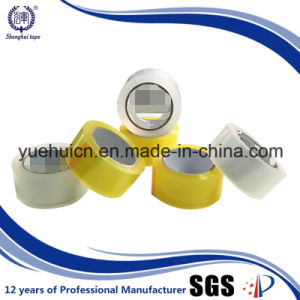 Water Based Acrylic Clear OPP Carton Sealing Tape pictures & photos
