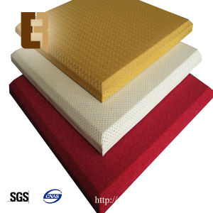 Sound Absorbing Clothing Acoustic Fabric Wall Board
