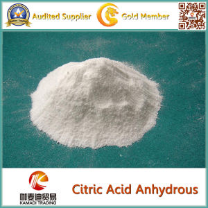 Food Grade Citric Acid Anhydrous pictures & photos