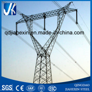 Famous High Quality Power Tower Electric Steel Tower pictures & photos