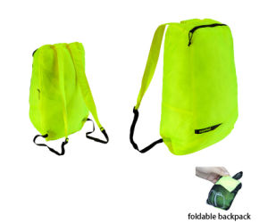Foldable Backpack (BF151080) pictures & photos