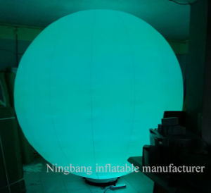 LED Lighted Touchable Advertising Crowded Balloons Inflatable Balls pictures & photos