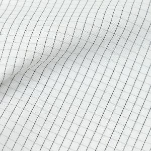 ESD Fabric, Anti-Static 0.25cm Grid Cleanroom Fabric pictures & photos