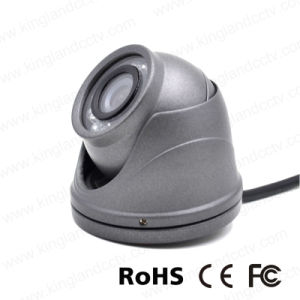 Vandalproof Aluminum Mini Dome Camera for Vehicle pictures & photos
