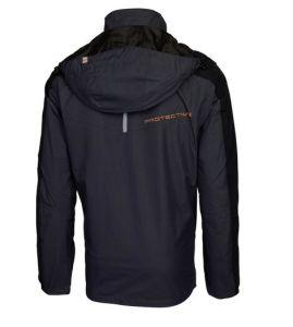 Men Waterproof Breathable Nylon Outdoor Rain Jacket pictures & photos