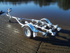 Hot Galvanizing Boat Trailer Cbt-J35r