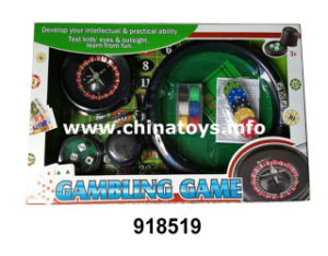 Gambling Set Toy, Promotional Toy (918519) pictures & photos