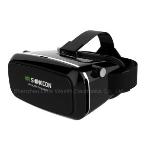 China Factory Wholesale Box Vr Glasses Cardboard 3D Vr Cinema 3D Virtual Reality Box