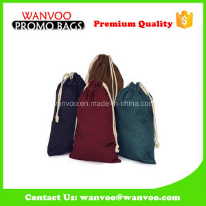 Fashion Polyester Drawsting Rice Bag for Storage pictures & photos