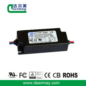 LED Driver 30W-36W 0.6A Waterproof IP65 pictures & photos