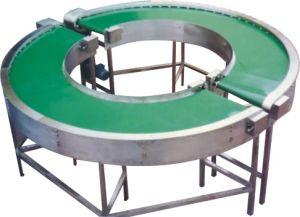 180 Degree PU/PVC Belt Conveyor pictures & photos