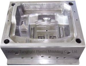 Plastic Injection Automotive Center Console Mould for Cars
