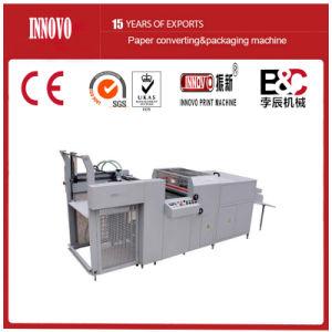 Hot Sell UV Coating Machine (ZXUV-650A ZXUV-650B) pictures & photos