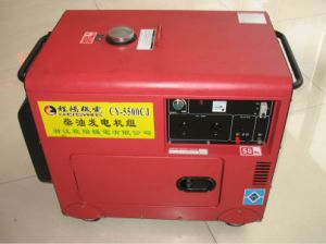 Recoil / Electric Diesel Generator (CY-5500CJ) pictures & photos