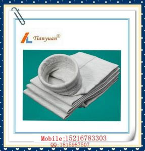 Water and Oil Proof Filter Fabric Nonwoven Air Filter Bag pictures & photos