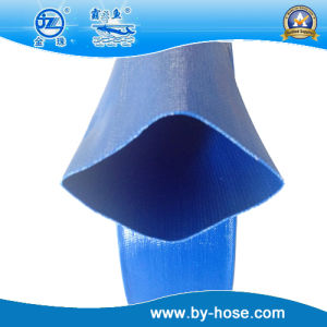 Best Competitive PVC Reinforced Lay Flat Tubing Price pictures & photos