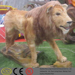High Quality Artificial Fiberglass Kid Electric Ride on Moving Simulation Animal Model